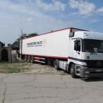 Leih-LKW für den Transport