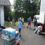 Packen in Deutschland