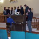Teilnahme am Gottesdienst