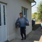 Im Bethaus in Tvarditsa