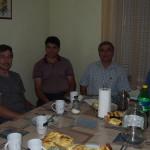 Treffen mit den Ältesten aus Komrat