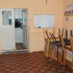 Der Raum für die Sonntagsschule