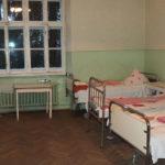 Hier schlafen Krebs kranke Patienten