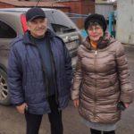 Das Liebe Ehepaar, welches das Altenheim betreut