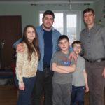... sie setzen sich für viele Waisenkinder in der Ukraine ein