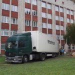 """Am """"Zentralen"""" Krankenhaus"""