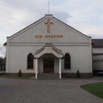 Bethaus der Gemeinde in Borislav