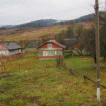 Auf Besuch im Dorf