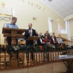 Gottesdienst am Sonntag in der Gemeinde